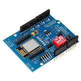 Geekcreit® UNO R3 ESP8266 Serial Board WiFi Expansion Board ESP12E Development Board Extended GPIO For Ardruino Uno Mega
