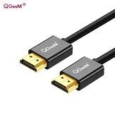 QGEEM QG-AV13 HDMI para adaptador de cabo HDMI 2.0 Cabo adaptador de projetor 4K para Nintend Switch PS4 TV TV Caixa