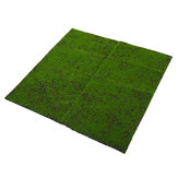 1*1m Micro Landscape Hang Wall Artificial Moss Grass Plant Lawn Home Decorations