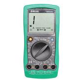 LAOA LA814104 Multímetro profissional Reparação automática Sobrecarga de multímetro digital Proteger teste de carro