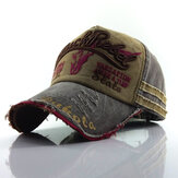 Collrown Baseball Cap Retro Sun Hut Stickerei Huts