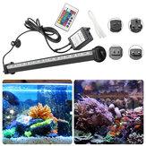 AC110-120V / 220-240V RGB 32 CM SMD5050 IP68 Fish Tank Zatapialne Akwarium Powietrza LED Sztywne Taśmy Światła