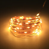 20/50/100 LED String Fairy Lights voor Wedding Garden Home Christmas Party Decor