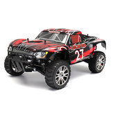 HSP 94763 1/8 2.4G 4WD 540mm Versione Superior GP Rally Lacerea Rc Auto Methanol Powered Toy
