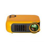 Mini LCD-projector 800 lumen LED-projector Smart Home Theater met afstandsbediening