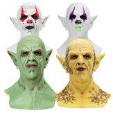 Diablillo de Halloween Mascara Sombrero Demonio Payaso Vampiro Orco Mascara