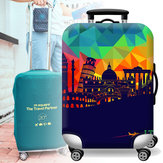 Bao đựng hành lý đàn hồi Bao gồm 20/24/28/32 trong Túi bảo vệ chống bụi