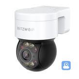 BlitzWolf®BW-YIC1 YI LoT 1080P Full HD Câmera IP de segurança externa de vídeo Wifi Câmera de vigilância doméstica com áudio bidirecional / Visão noturna / Reconhecimento de movimento humano / IP66 à prova de intempéries / App Controle Remoto