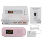 999,999 Flashes 5 Levels IPL Laser Hair Removal Device Permanent Painless Epilator