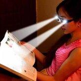 マルチストレングス老眼鏡LED男性女性ユニセックス眼鏡眼鏡視度拡大鏡ライトアップナイト老眼眼鏡