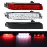 Par LED cola del freno de la lámpara trasera del parachoques reflector de luz de Murano Nissan Juke FX37 Infiniti FX35