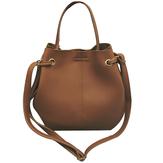 Two Piece Women PU Leather Tote Handbag Crossbody Bag