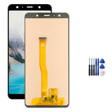 Full Assembly No Dead Pixel LCD Display+Touch Screen Digitizer Replacement+Repair Tools For Samsung Galaxy A7 2018 A750 SM-A750F