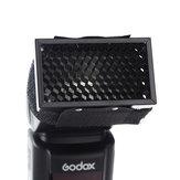 Godox HC-01 Honeycomb Grid Diffuser Softbox for Canon Nikon Pentax Godox YONGNUO Speedlite Flash