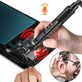 MUSTOOL MT007 / MT007 Pro True RMS Dijital Multimetre   Gerilim Test Kalemi   Faz Sıraları Ölçer 3'ü 1 Renkli Ekran