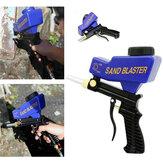 90PSI Pneumatic Sandblasting Portable Handheld Antirust Sand Blaster Machine