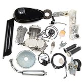 80cc 2 Cycle Motorcycle Muffler Motorized Bike Engine Motor Accessories Set