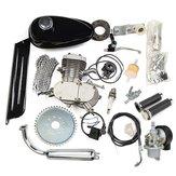 80cc 2サイクルオートバイマフラーモーター付きバイクエンジンモーターアクセサリーセット