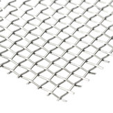 304 Stainless Steel 8 Mesh Filter Water Oil Industrial Filtration Woven Wire