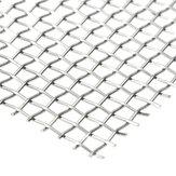 304 Edelstahl 8 Mesh Filter Wasserölindustriefiltration Woven Wire