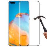 NILLKIN DS + MAX 3D 9H Anti-Explosion colle complète protection d'écran en verre trempé pour Huawei P40 Pro