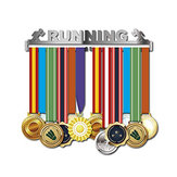 Original RUNNER Medal Hanger Sport Medal Holder Running Medal Hanger Medal Tool Holder Sport Gifts