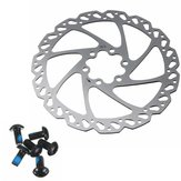 BIKIGHT Novich Clean Sweep 160mm rower rowerowy Bike Brake Disc Rotor z 6 śrubami