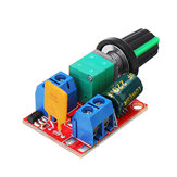 DC 3V To DC 35V 5A 90W Mini DC Motor PWM Speed Controller Module Speed Regulator Adjustable Light Mo