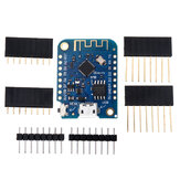 2pcs D1 Mini V3.0.0 WIFI Internet Of Things Development Board Based ESP8266 4MB MicroPython Nodemcu Geekcreit لـ Arduino - منتجات تعمل مع مسؤول لوحات Arduino