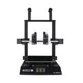 TENLOG® TL-D3 Pro Dual-Extruder-3D-Drucker Satz 300*300*350mm Druckgröße 4,3 Zoll Groß LCD Display-Unterstützung Dual Düse/Druck SD-Karte & USB-Anschluss&