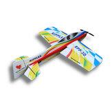KIT d'avion RC pour planeur aérobic EPP Aerobatic Débutant 3D d'envergure de 1000 mm