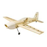 Dancing Wings Hobby DW EXTRA 330 Upgraded 1000mm Spannweite Balsaholz Gebäude RC Flugzeug Satz