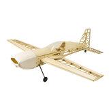 Dancing Wings Hobby DW EXTRA 330 Verbeterde 1000 mm Wingspan Balsa Wood Building RC vliegtuigkit