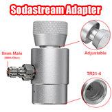 Cilindro CO2 da 8mm Adattatore Sodastream a TR21-4 Gonfiabile Connettore con filtro