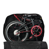 RHINOWALK Portable Folding Bike Bicycle Carrier Carry Packing Storage Bag Bike Cover