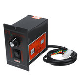 220V 250W 90~1700RPM Speed Control Switch Motor Speed Controller