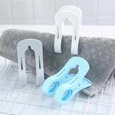 1Pc Windproof Bask Be Plastic Bed Sheet Clips