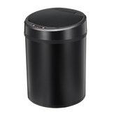 Cestino per rifiuti da 8L con sensore a infrarossi automatico senza spazzatura per la cucina domestica