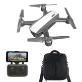JJRC X9PS Upgraded Heron GPS 5G WiFi FPV Z 4K Dwuosiowa bezszczotkowa kamera gimbalowa Optyczne pozycjonowanie przepływu 249g RC Drone Quadcopter RTF