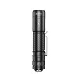 WUBen C3 P9 1200LM LED Tactical Flashlight 179m Distance 6 Modes IP68 Waterproof USB Emergency Light With Battery