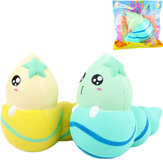 Sanqi Elan Conch Squishy 14.5*13.5*8CM licensed Slow Rising With Packaging Toy