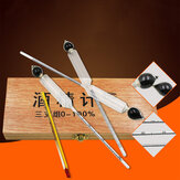 0-100 Alcohol Hydrometer Testers Thermometer Set for Home Brew  Liquor