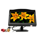 5-calowy TFT LCD Widok z tyłu samochodu Backup Backup Monitor Parking Night Vision Camera Kit