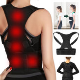 Adjustable Back Support Posture Corrector Belt For Men Women Portable Spine Back Shoulder Lumbar Posture Correction