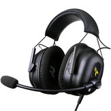 SOMiC G936N Virtual 7.1 Surround Sound 3.5mm + USB Gaming Hovedtelefon Headset til PS4 XBOX