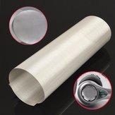 Strato filtrante del filo del filo dell'acciaio inossidabile 500 per acqua Olio filtrazione 30 x 100cm