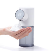 Automatic Soap Dispenser Digital Display Temperature Battery USB Rechargeable Waterproof Touchless Hand Sanitizer