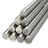 3mm Diameter 125-500mm Length Stainless Steel Tube Round Solid Metal Bar Rod