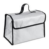 Πολυλειτουργική αδιάβροχη αδιάβροχη τσάντα ασφαλείας μπαταρίας Lipo Bag 285 * 190 * 158mm