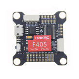 HAKRC F405 Flight Controller OSD BEC 5V/2A 9V/1.5A 3-9S MPU6000 for RC Drone FPV Racing